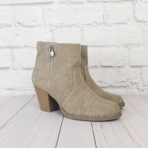 New Simply Vera Vera Wang Ankle Booties